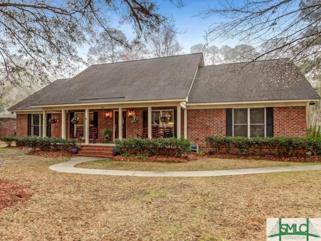 166 Palmetto Drive, Rincon, GA 31326 (MLS #202461) :: Coastal Savannah Homes