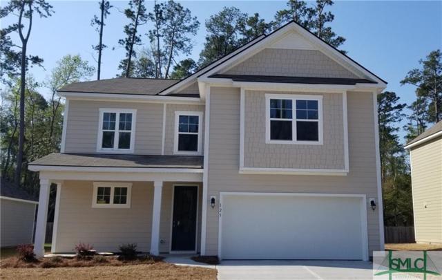 125 Arusha Avenue, Savannah, GA 31419 (MLS #202494) :: The Randy Bocook Real Estate Team