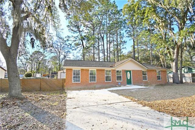 1091 Kelly Drive, Hinesville, GA 31313 (MLS #202636) :: The Sheila Doney Team