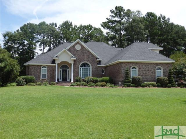 207 Channing Drive, Richmond Hill, GA 31324 (MLS #202680) :: Teresa Cowart Team