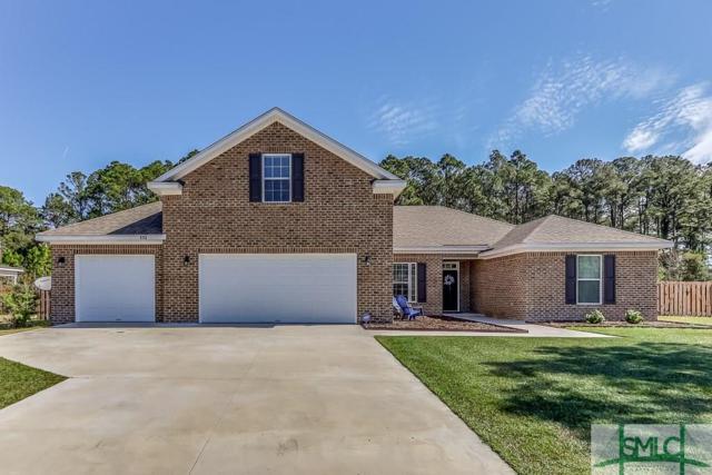 112 Santa Anita Way, Rincon, GA 31326 (MLS #202748) :: Coastal Savannah Homes