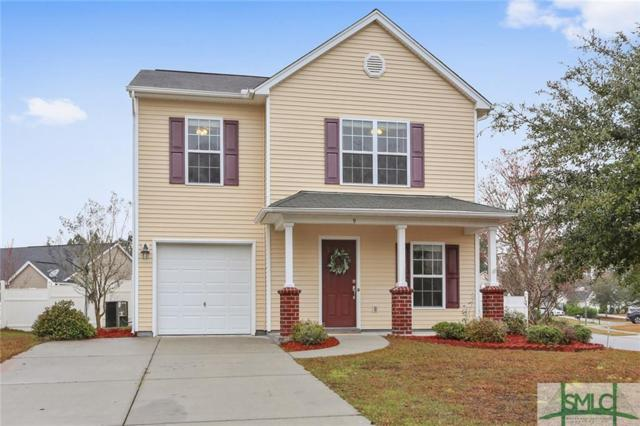9 Cottingham Way, Pooler, GA 31322 (MLS #202835) :: The Randy Bocook Real Estate Team