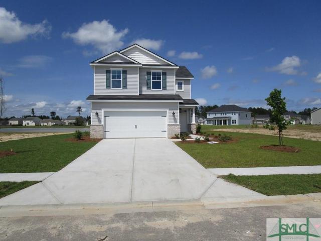 165 Greyfield Circle, Savannah, GA 31407 (MLS #202876) :: Teresa Cowart Team