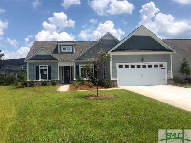 6 Catteshall Lane, Pooler, GA 31322 (MLS #203077) :: The Arlow Real Estate Group