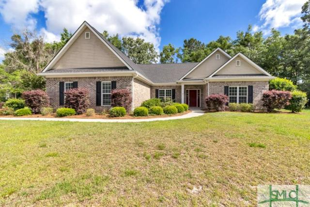 15 Holly Tree Court, Richmond Hill, GA 31324 (MLS #203325) :: Karyn Thomas