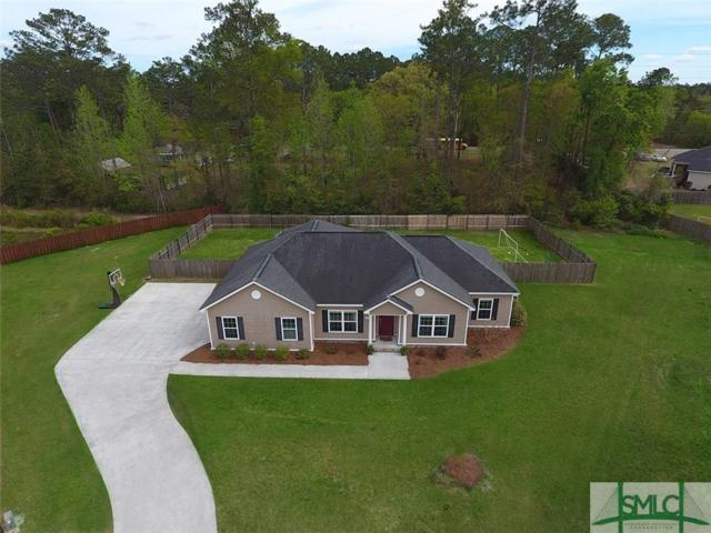 214 Millstone Court, Rincon, GA 31326 (MLS #203692) :: Coastal Savannah Homes