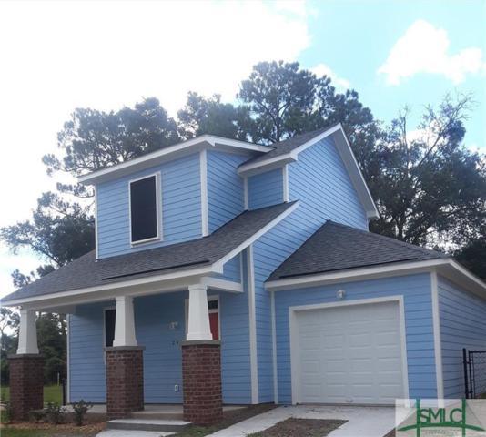 249 Crescent Drive, Savannah, GA 31404 (MLS #203987) :: Coastal Savannah Homes