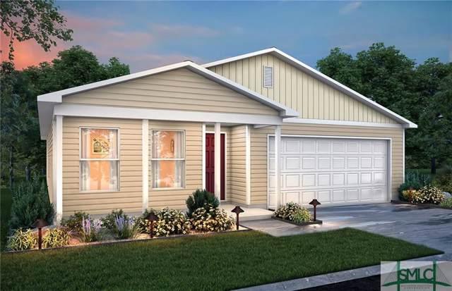 139 Saddle Brooke Terrace, Brunswick, GA 31525 (MLS #204020) :: Bocook Realty