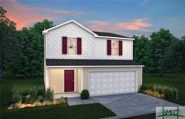 173 Saddle Brooke Terrace, Brunswick, GA 31525 (MLS #204023) :: Bocook Realty