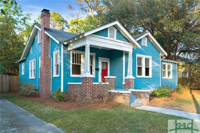1412 E 50th Street, Savannah, GA 31404 (MLS #204096) :: The Randy Bocook Real Estate Team