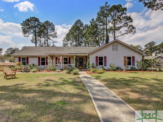 203 Spring House Drive, Savannah, GA 31419 (MLS #204132) :: Coastal Savannah Homes