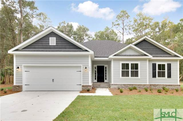 1676 Belle Island Road, Richmond Hill, GA 31324 (MLS #204412) :: Liza DiMarco