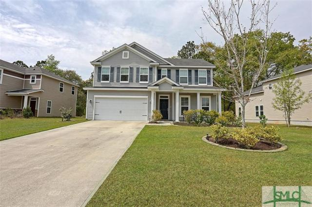 31 Concordia Drive, Savannah, GA 31419 (MLS #204637) :: The Randy Bocook Real Estate Team