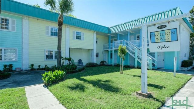 1608 Jones Avenue #6, Tybee Island, GA 31328 (MLS #204986) :: RE/MAX All American Realty