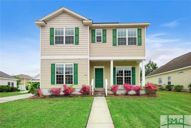 148 Savannah Lane, Richmond Hill, GA 31324 (MLS #205263) :: The Arlow Real Estate Group