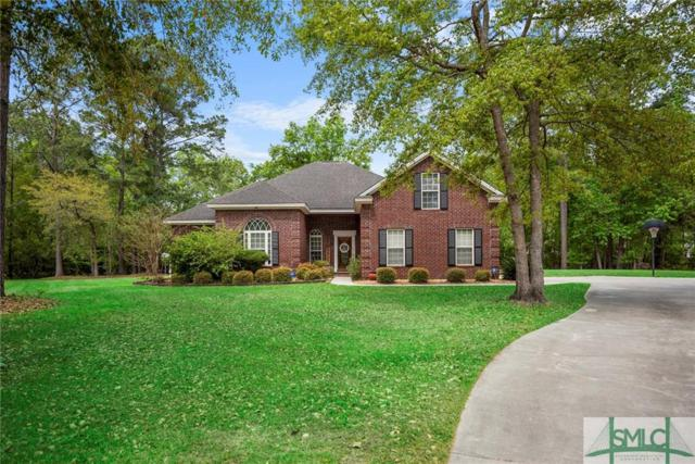 40 Bradley Drive, Richmond Hill, GA 31324 (MLS #205322) :: Liza DiMarco