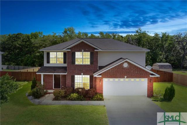 175 Outpost Trail, Midway, GA 31320 (MLS #205422) :: Teresa Cowart Team
