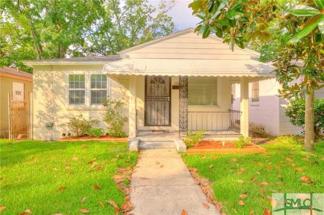 1316 Church Street, Savannah, GA 31415 (MLS #205561) :: The Arlow Real Estate Group