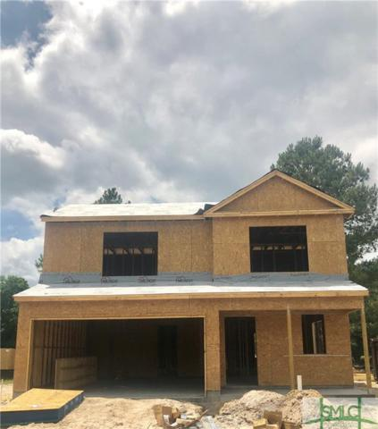 14 Summer Place Drive, Guyton, GA 31312 (MLS #205754) :: The Randy Bocook Real Estate Team