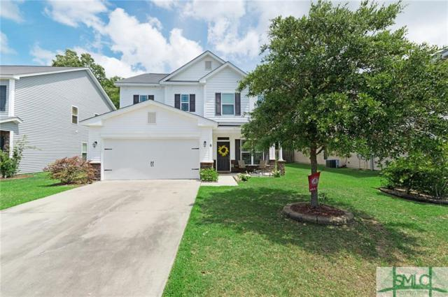 6 Melody Drive, Pooler, GA 31322 (MLS #205883) :: McIntosh Realty Team