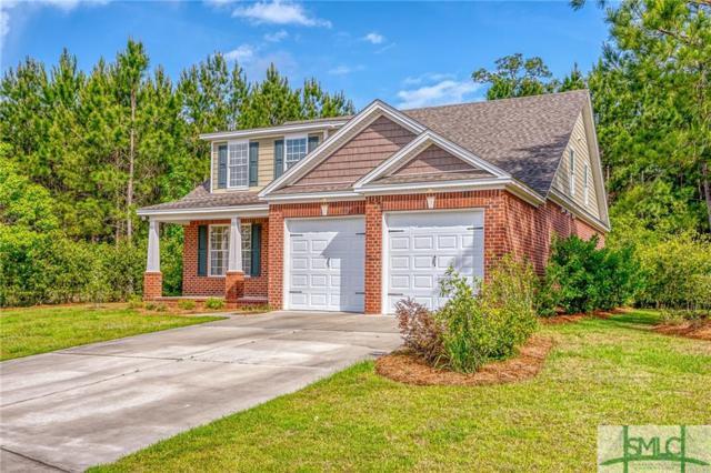55 Misty Marsh Drive, Savannah, GA 31419 (MLS #206401) :: The Randy Bocook Real Estate Team