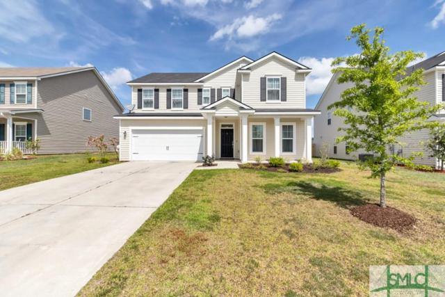 119 Wind Willow Drive, Savannah, GA 31407 (MLS #206419) :: Teresa Cowart Team