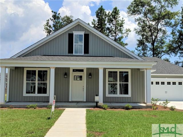 58 Harvest Moon Drive, Savannah, GA 31405 (MLS #206681) :: The Sheila Doney Team