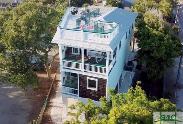 101 19th Street, Tybee Island, GA 31328 (MLS #206911) :: The Randy Bocook Real Estate Team