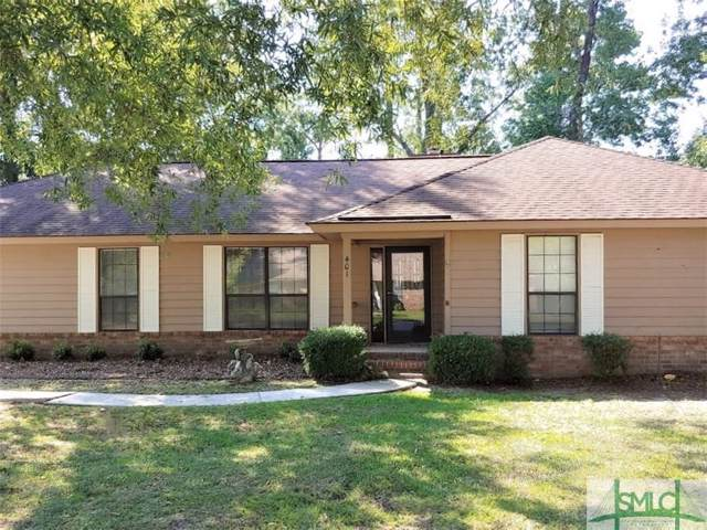 401 Sikes Drive, Pooler, GA 31322 (MLS #207035) :: The Sheila Doney Team