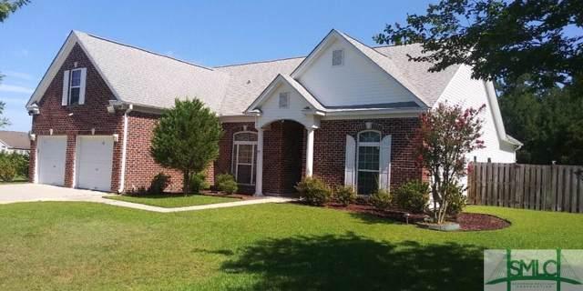 15 River Rock Road, Savannah, GA 31419 (MLS #207920) :: Bocook Realty