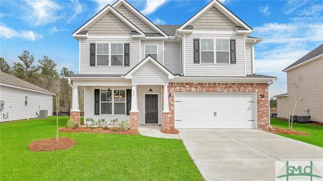 334 Coconut Drive, Bloomingdale, GA 31302 (MLS #208073) :: The Arlow Real Estate Group