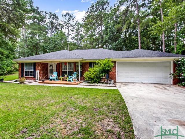 110 Quail Drive, Richmond Hill, GA 31324 (MLS #208125) :: Teresa Cowart Team