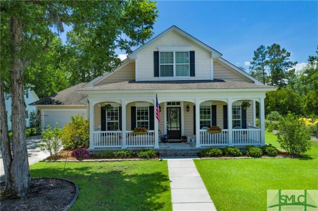 4 Tebeau Lane, Savannah, GA 31419 (MLS #208264) :: McIntosh Realty Team