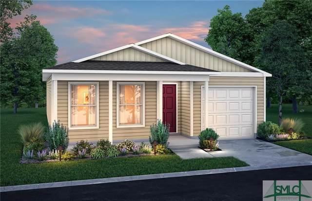 102 Morgan Court #44, Ludowici, GA 31316 (MLS #208466) :: The Arlow Real Estate Group