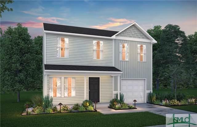 74 Morgan Court #46, Ludowici, GA 31316 (MLS #208470) :: The Arlow Real Estate Group