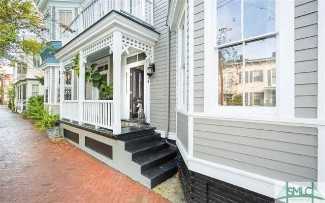 610 Habersham Street, Savannah, GA 31401 (MLS #208583) :: The Randy Bocook Real Estate Team