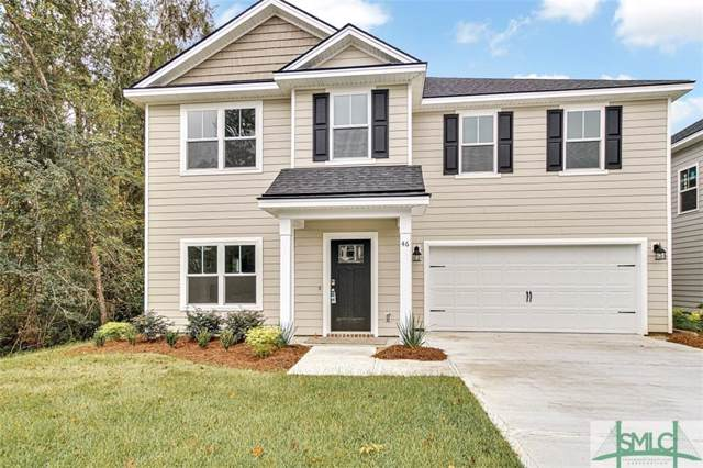 46 Watergrass Way, Richmond Hill, GA 31324 (MLS #208810) :: The Arlow Real Estate Group