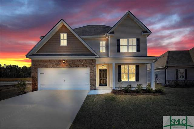 112 Annie Drive, Guyton, GA 31312 (MLS #208853) :: The Arlow Real Estate Group