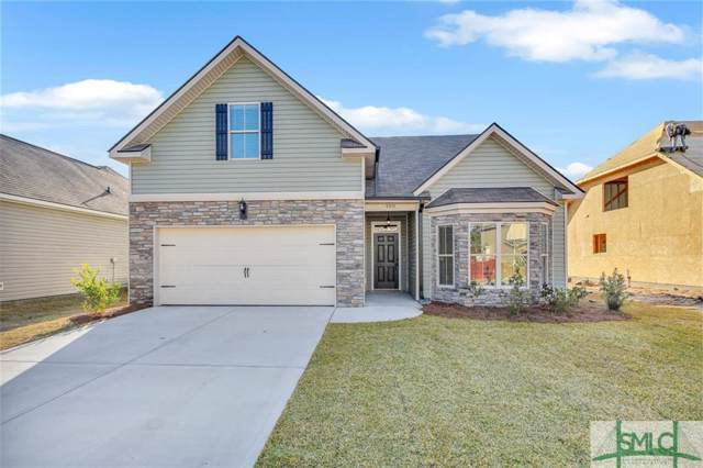 108 Annie Drive, Guyton, GA 31312 (MLS #208859) :: The Arlow Real Estate Group