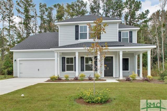 106 Brennan Drive, Richmond Hill, GA 31324 (MLS #208935) :: RE/MAX All American Realty