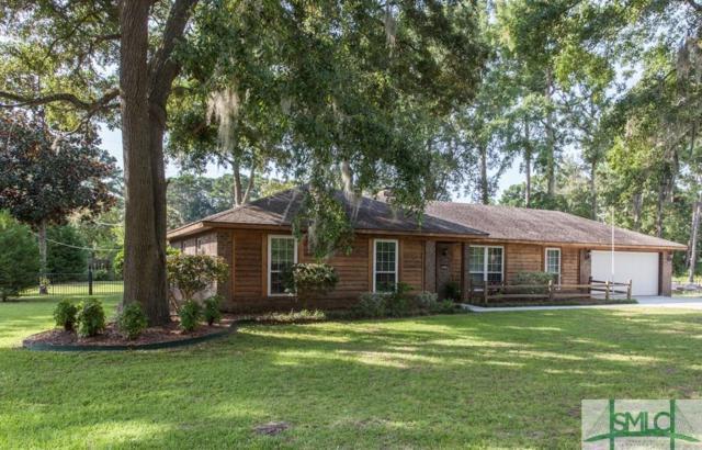 624 Suncrest Boulevard, Savannah, GA 31410 (MLS #209182) :: The Arlow Real Estate Group
