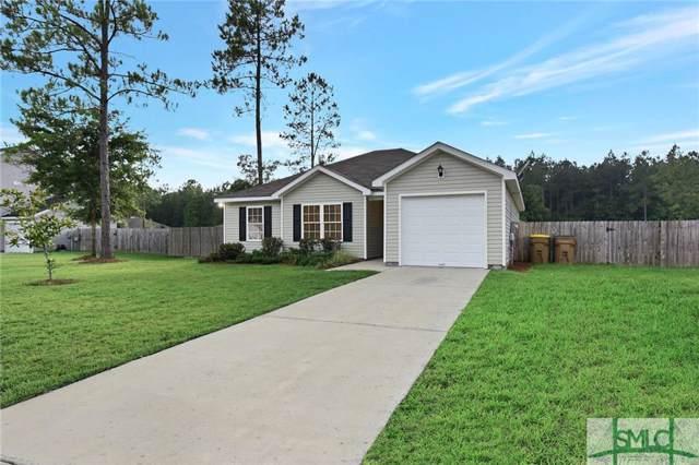 147 Blackwater Way, Springfield, GA 31329 (MLS #209264) :: Keller Williams Coastal Area Partners