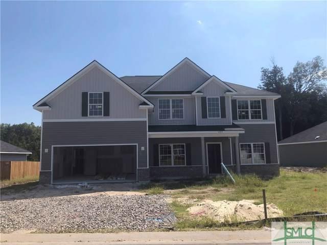 433 Meloney Drive, Hinesville, GA 31313 (MLS #209483) :: McIntosh Realty Team