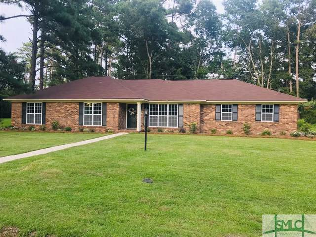310 Brady Street, Pooler, GA 31322 (MLS #209674) :: The Arlow Real Estate Group