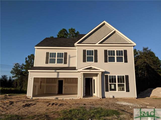 122 Danielle Loop, Rincon, GA 31326 (MLS #209844) :: The Randy Bocook Real Estate Team
