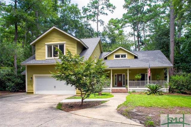 22 Deer Run, Savannah, GA 31411 (MLS #210304) :: The Sheila Doney Team
