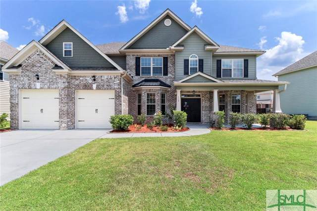 119 Broken Bit Circle, Guyton, GA 31312 (MLS #210316) :: The Randy Bocook Real Estate Team