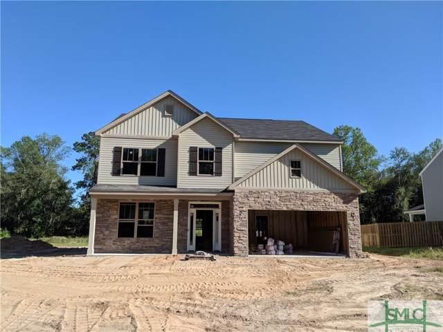 144 Summer Station Drive, Guyton, GA 31312 (MLS #210356) :: The Randy Bocook Real Estate Team