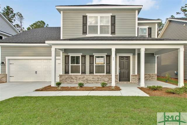 37 Watergrass Way, Richmond Hill, GA 31324 (MLS #210793) :: The Arlow Real Estate Group