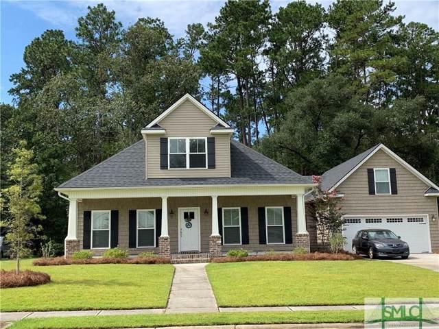 327 Windsor Road, Guyton, GA 31312 (MLS #210920) :: The Arlow Real Estate Group